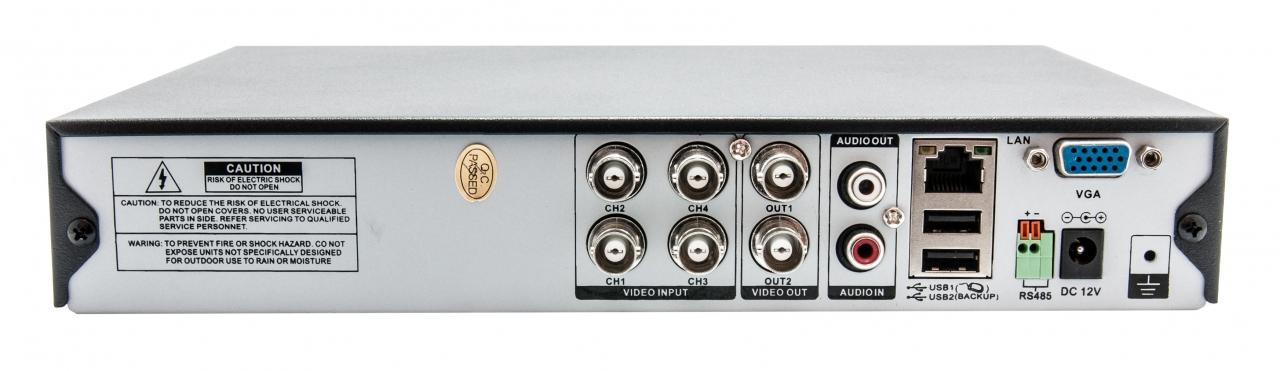 Цифровой 4х канальный HDSDI видеорегистратор SKY