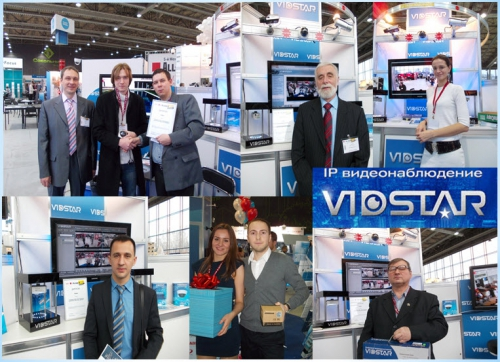 VidStar на All over IP 2012